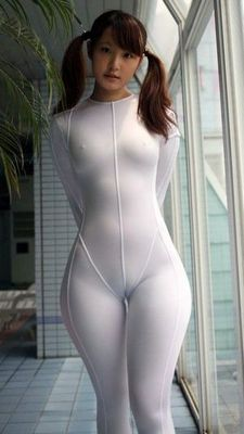 Tight body suit !.