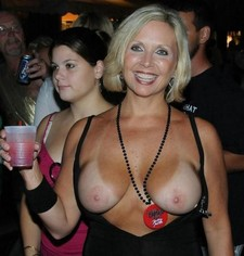 Gorgeous Blonde Party Milf Pin Sex.