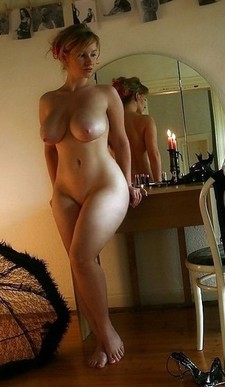 UnBOOBelievable MILF With A Perfectly Curvy Hourglass Figure & Those Huge Natural Full..