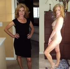 Gorgeous MILF Caught in The Wild.