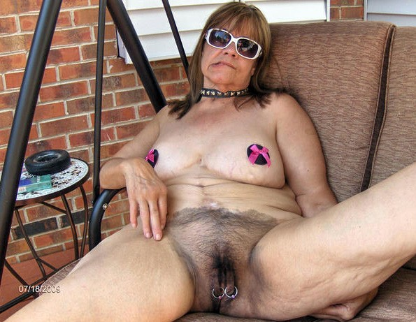 granny hairy - Naked Hairy Grannies 43