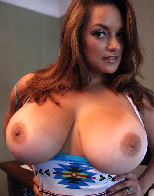 Latina big boobs naked